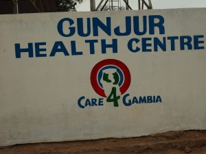 care4gambia logo