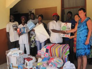 Jappineh Gambia stichting care4gambia