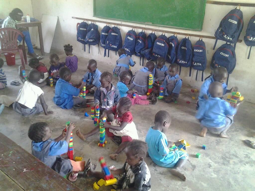 Stichting care4gambia, gunjur, fayunkuschool